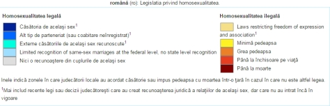 World laws pertaining to homosexualiti
